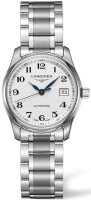 Watchmaking Tradition The Longines Master L2.257.4.78.6