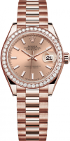 Rolex Lady-Datejust Oyster Perpetual 28 mm m279135rbr-0025
