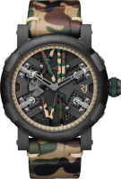 Romain Jerome Sea Steampunk 46 Camo RJ.T.AU.SP.007.02