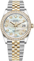 Rolex Datejust 36 Oyster m126283rbr-0009