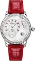 Glashutte Original Ladies Cllection PanoMatic Luna 1-90-12-05-30-01