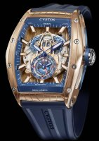 Cvstos SEALINER GMT BICOLOR RED GOLD 5N
