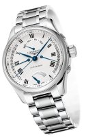 Watchmaking Tradition The Longines Master Collection L2.714.4.71.6