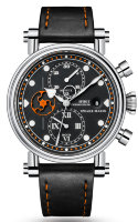 Speake-Marin Spirit Seafire 42 mm Titanium Orange PIC.20003-64