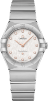 Omega Constellation Manhattan Quartz 28 mm 131.10.28.60.52.001