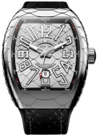 Franck Muller Mens Collection Vanguard Cobra V 45 SC DT IRO COBRA