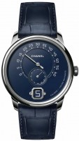 Chanel Monsieur Watch H5467