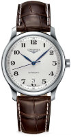 Watchmaking Tradition The Longines Master L2.628.4.78.3