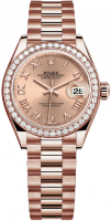Rolex Lady-Datejust Oyster Perpetual 28 mm m279135rbr-0027