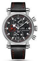 Speake-Marin Spirit Seafire 42 mm Titanium Red PIC.20003-62
