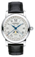 Montblanc Star Watch Collection Quantieme Complet 108736