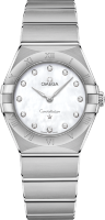 Omega Constellation Manhattan Quartz 28 mm 131.10.28.60.55.001