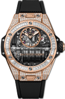 Hublot Big Bang MP-11 Power Reserve 14 Days KING GOLD JEWELLERY 45 mm 911.OX.0118.RX.0904
