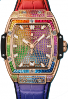 Hublot Classic Spirit Of Big Bang King Gold Rainbow 665.OX.9910.LR.0999