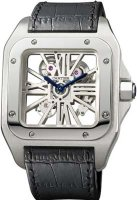 Santos de Cartier 100 Skeleton W2020018