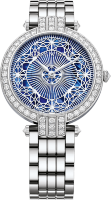 Harry Winston Premier Pearly Lace Automatic 36 mm PRNAHM36WW010