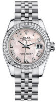 Rolex Lady-Datejust 26 Oyster Perpetual m179384-0033