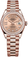 Rolex Lady-Datejust Oyster Perpetual 28 mm m279135rbr-0029