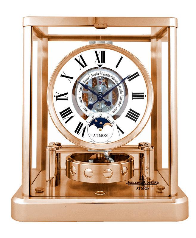 atmos clock repair manual pdf