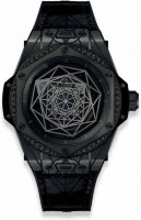 Hublot Big Bang Sang Bleu All Black Diamonds 39 mm 465.CS.1114.VR.1200.MXM18