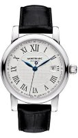 Montblanc Star Watch Collection Date Automatic 107114