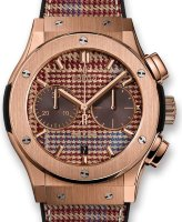Hublot Classic Fusion Chronograph Italia Independent Prince De Galles King Gold 521.ox.2709.nr.iti18