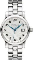 Montblanc Star Watch Collection Date Automatic 107316