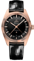 Constellation Globemaster Omega Co-Axial Master Chronometer Annual Calendar 41 mm 130.53.41.22.01.001