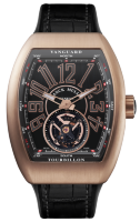 Franck Muller Mens Collection Vanguard V 45 T BR