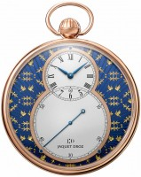 Jaquet Droz Les Ateliers dArt Pocket Watch Paillonnee j080033047