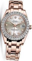 Rolex Oyster Pearlmaster 34 m81285-0021