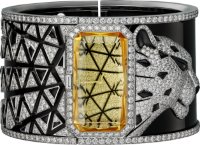 Cartier Creative Jeweled Watches Bestiaire HPI01137
