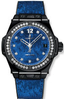 Hublot Big Bang One Click Italia Independent Blue Velvet 39 mm 465.CS.277L.NR.1204.ITI17