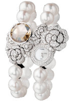 Les Eternelles de Chanel Camelia Secret Watch J62370