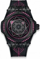Hublot Big Bang Sang Bleu All Black Pink 39 mm 465.CS.1119.VR.1233.MXM18
