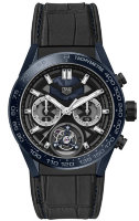 Tag Heuer Carrera Tete De Vipere Chronograph Tourbillon Chronometer CAR5A93.FC6442
