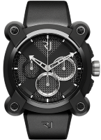 Romain Jerome Moon Invader Chronograph 46 Black RJ.M.CH.IN.005.01