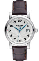 Montblanc Star Watch Collection Date Automatic 107315