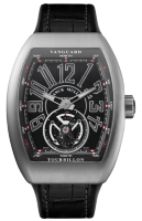 Franck Muller Mens Collection Vanguard V 45 T BR Titan