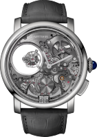 Rotonde de Cartier Minute Repeater Mysterious Double Tourbillon WHRO0023