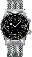 The Longines Legend Diver Watch L3.674.4.50.6