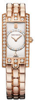 Harry Winston Avenue C Mini Art Deco in rose gold AVCQHM16RR038