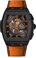 Hublot Spirit Of Big Bang All Black Orange 601.co.0190.LR