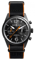 Bell & Ross Vintage Chronograph BR 126 CARBON ORANGE