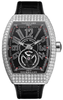 Franck Muller Mens Collection Vanguard V 45 T D Titan