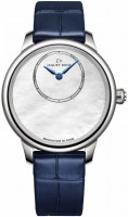 Jaquet Droz Petite Heure Minute Mother-of-pearl j005000273