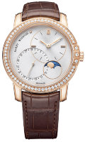 Harry Winston Midnight Date Moon Phase Automatic 42 mm MIDAMP42RR004