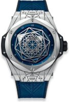 Hublot Big Bang Sang Bleu Titanium Blue 45 mm 415.NX.7179.VR.MXM18