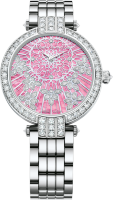 Harry Winston Premier Precious Lace Automatic 36 mm PRNAHM36WW017