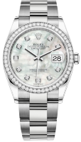 Rolex Datejust 36 Oyster m126284rbr-0012